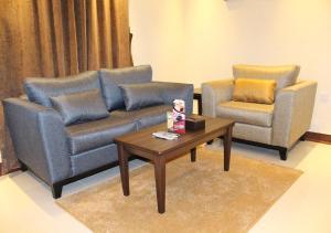 Drr Ramah Suites 7, Aparthotely  Rijád - big - 14