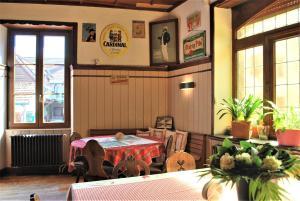 Kleiber, Hotel  Saint-Jean-Saverne - big - 62