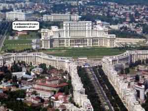 Central Rooms 4 Rent, Апартаменты  Бухарест - big - 13