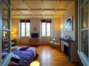 LE CORMIER DE L'ESTUAIRE, Bed & Breakfasts  Saint-Aubin-de-Blaye - big - 13