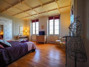 LE CORMIER DE L'ESTUAIRE, Bed & Breakfasts  Saint-Aubin-de-Blaye - big - 16