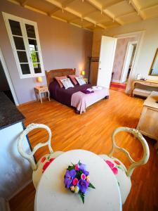 LE CORMIER DE L'ESTUAIRE, Bed and breakfasts  Saint-Aubin-de-Blaye - big - 17
