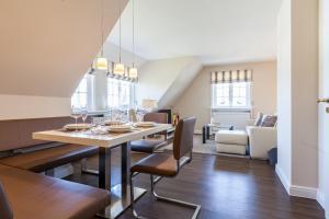 App Suennaklaas, Apartmány  Wenningstedt - big - 22