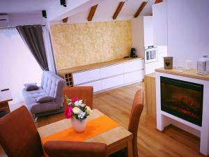 Holiday Inn Apartment, Apartments  Sibiu - big - 17