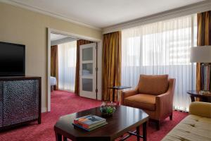 Executive King Suite with Balcony
