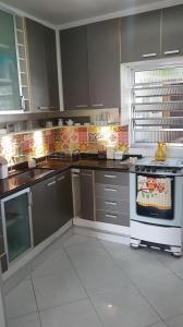 Apartamento para Lazer e Negócios, Apartmanok  Santos - big - 1