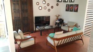 Chia Casa Completa En El Pueblo, Dovolenkové domy  Chía - big - 15