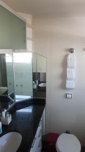 Apartamento para Lazer e Negócios, Apartmanok  Santos - big - 5