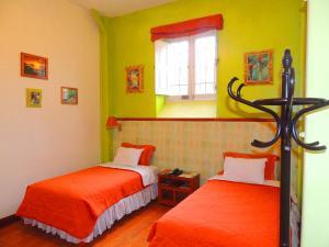 Двухместный номер с 2 отдельными кроватями и собственной ванной комнатой