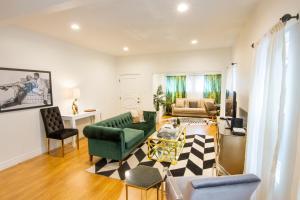 Chateau Monroe #1, Appartamenti  Los Angeles - big - 19
