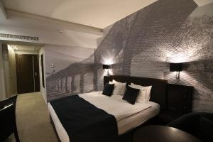 Queen's Hotel, Hotels  Skopje - big - 10