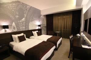 Queen's Hotel, Hotels  Skopje - big - 14