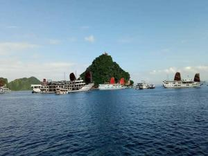 Hoang Oanh Hotel, Hotel  Ha Long - big - 22