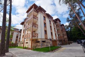 Apartamenty Sun & Snow Rezydencja Park, Appartamenti  Mielno - big - 90