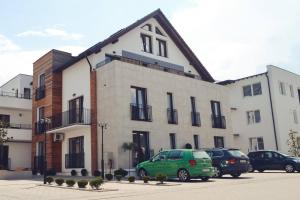 Holiday Inn Apartment, Apartments  Sibiu - big - 31