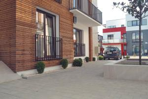 Holiday Inn Apartment, Apartments  Sibiu - big - 32