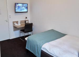 Hotel Ansgar, Hotels  Esbjerg - big - 7