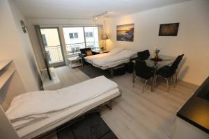 Apartment - Mandalls gate 10-12, Appartamenti  Oslo - big - 43