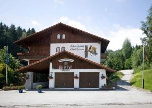 Gästehaus Falkenau Urlaub mit Hund, Отели  Фрауэнау - big - 11