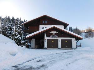 Gästehaus Falkenau Urlaub mit Hund, Hotel  Frauenau - big - 9
