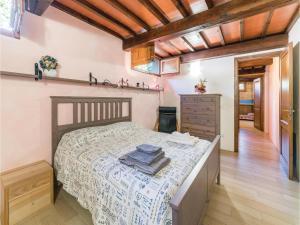 Casa Il Leccio, Prázdninové domy  Incisa in Valdarno - big - 12