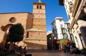Sant Miquel Homes Albufera, Apartmanok  Palma de Mallorca - big - 20