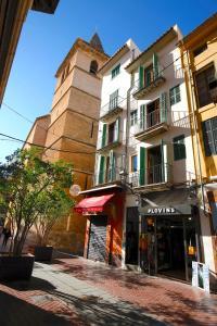 Sant Miquel Homes Albufera, Apartmanok  Palma de Mallorca - big - 21
