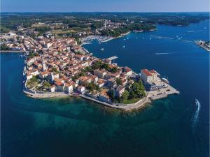 Four-Bedroom Holiday home with Sea View in Porec, Dovolenkové domy  Poreč - big - 11