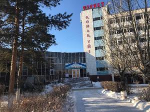 Turist, Hotel  Karagandy - big - 8