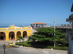 Apartamento Con Vista Al Caribe, Апартаменты  Картахена - big - 12