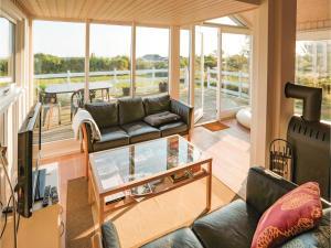 Holiday home Nattergalevej Kalundborg IX, Dovolenkové domy  Bjørnstrup - big - 12
