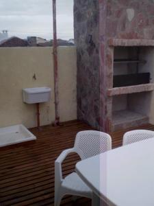 Departamentos El Pasaje, Apartmány  Balneario Claromecó - big - 14