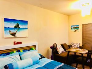 NAITHON CONDO UNIT 201, Apartments  Nai Thon Beach - big - 7