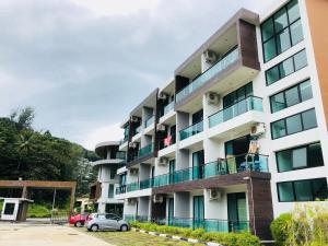 NAITHON CONDO UNIT 201, Apartments  Nai Thon Beach - big - 1
