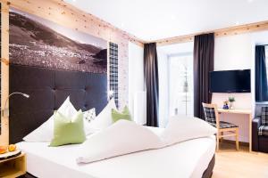 Gasthof zum goldenen Löwen, Penziony – hostince  Nauders - big - 16