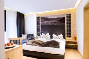Gasthof zum goldenen Löwen, Penziony – hostince  Nauders - big - 18