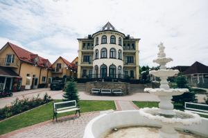 Отель Две реки, Каменец-Подольский