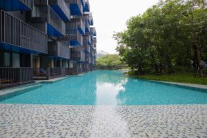 The Deck Condo Patong by VIP, Apartmány  Patong - big - 25