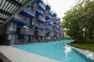 The Deck Condo Patong by VIP, Apartmány  Patong - big - 26