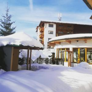 Aktiv-Hotel Traube, Hotely  Wildermieming - big - 68