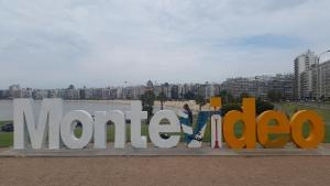 Playa Pocitos, Apartmány  Montevideo - big - 12