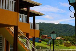 Chalé Recanto Monte Sinai, Lodges  Piracaia - big - 23