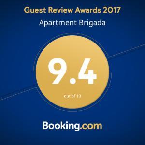 Apartment Brigada, Apartmány  Belehrad - big - 91