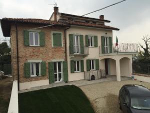 Wonderful villa on hills