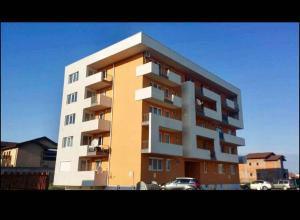 Apartament Axa, Apartments  Mamaia Nord – Năvodari - big - 16