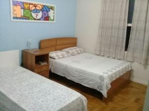 Apartamento Vila Mariana, Holiday homes  Sao Paulo - big - 22