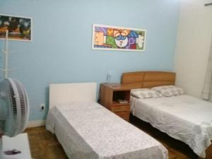 Apartamento Vila Mariana, Holiday homes  Sao Paulo - big - 21