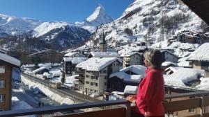 Hotel Parnass, Hotels  Zermatt - big - 26