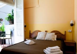 Double Room with Terrace and Private Bathroom