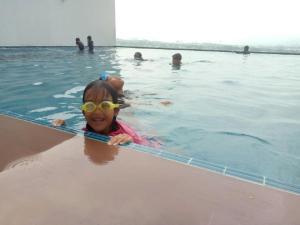 Bangi Studio Suite, Ferienwohnungen  Kampong Sungai Ramal Dalam - big - 6